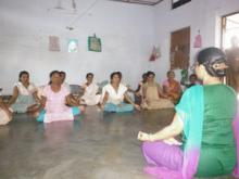Yoga in Tinsukia jail